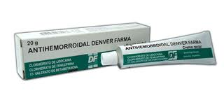 denver farma crema antihemorroidal